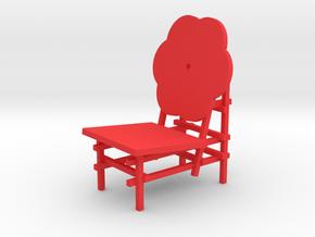 VELDBLOEM by RJW Elsinga 1:10 in Red Processed Versatile Plastic