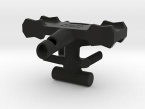 Tripod Platform  in Black Natural Versatile Plastic