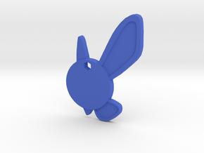 Zelda Navi Fairy Necklace Tatl Tael Nintendo Style in Blue Processed Versatile Plastic