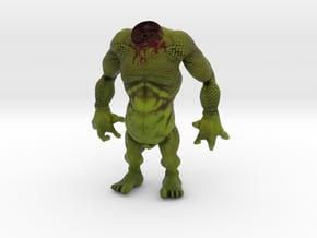 Headless Goblin Mini Fig in Full Color Sandstone