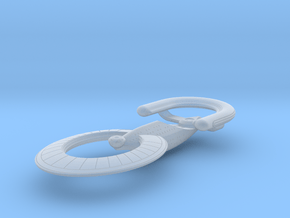 Ringship Cruiser  in Smooth Fine Detail Plastic