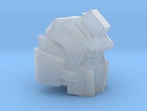 "Mechanic Head ""Commander Version"" in Smooth Fine Detail Plastic"