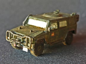 IVECO-Lince-escala-N  in Smooth Fine Detail Plastic