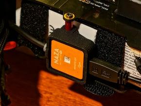 DJI NAZA-M V2 Holder in Black Natural Versatile Plastic