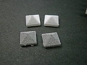 Raincap x 20 in White Natural Versatile Plastic