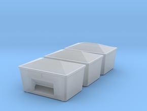 H0 1/87 Streugutbehälter in Smooth Fine Detail Plastic