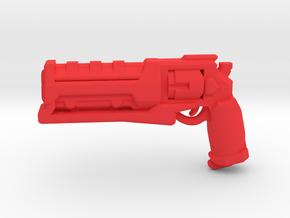 Saint's Fist in Red Processed Versatile Plastic