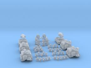 UWN - STARTER ARMY in Smooth Fine Detail Plastic