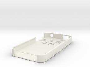 Copy Of 3dwarriors Nike And Jordan Iphone Cases in White Natural Versatile Plastic
