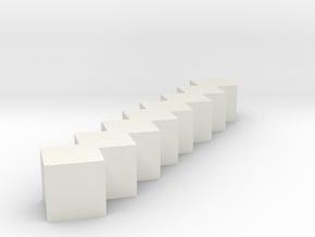 Minecraft Stick in White Natural Versatile Plastic