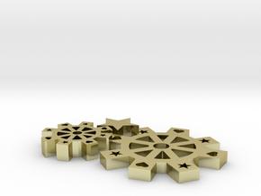 MultiGear in White Natural Versatile Plastic
