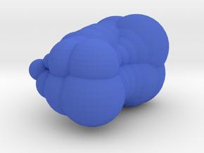 B6 in Blue Processed Versatile Plastic