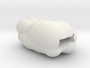 B10 in White Natural Versatile Plastic