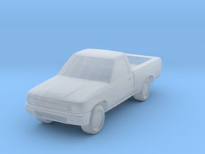 1:400 1992 Toyota Hilux Pickup Truck Airport GSE in Smooth Fine Detail Plastic