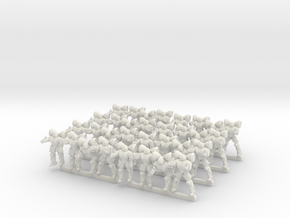 Shield Trooper Company 10mm in White Natural Versatile Plastic