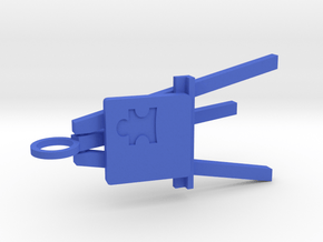 Autism Passions Art Easel in Blue Processed Versatile Plastic