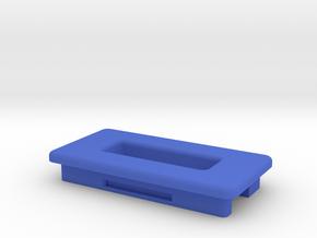"DNA ""Big Screen"" Cradle in Blue Processed Versatile Plastic"
