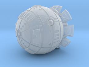 Terran (TFN) Destroyer in Smooth Fine Detail Plastic