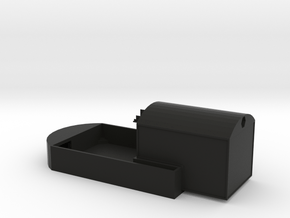 Design cases in Black Natural Versatile Plastic