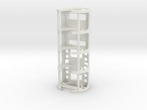 GCM113-01-NB - Nano Biscotte + PEX + 18650 cell in White Natural Versatile Plastic