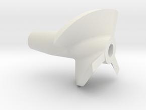 Propeller 3BL P24 in White Natural Versatile Plastic