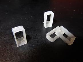 Gangways TT scale in Smooth Fine Detail Plastic
