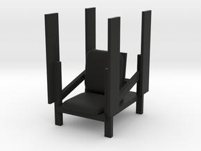 AWESOME UNIT 0002 | Scale 1:10 | RJW ELSINGA in Black Natural Versatile Plastic