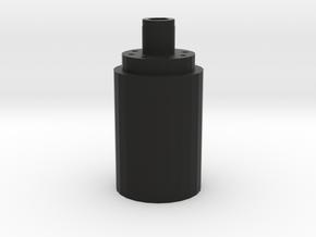 Patriot M4 56mm Barrel Tip in Black Natural Versatile Plastic