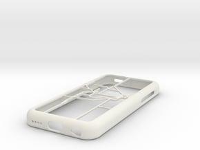 Sydney Suburban Network map iPhone 5c case in White Natural Versatile Plastic