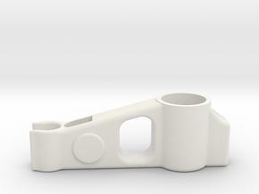 Jodocast's Nerf AK-47 front sight in White Natural Versatile Plastic