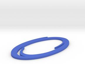 Portal Portal in Blue Processed Versatile Plastic