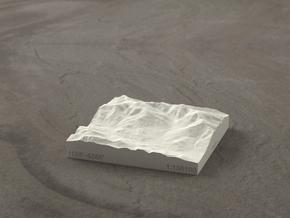 3'' Mt. Washington, NH, USA, Sandstone in Natural Sandstone