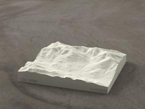 4'' Mt. Washington, NH, USA, Sandstone in Natural Sandstone
