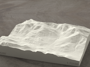 6'' Mt. Washington, NH, USA, Sandstone in Natural Sandstone