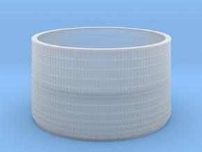 N Scale PEIR 25K Gal Water Tower Tank in Smooth Fine Detail Plastic
