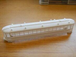 CNSM 150-164 HO Scale in White Natural Versatile Plastic