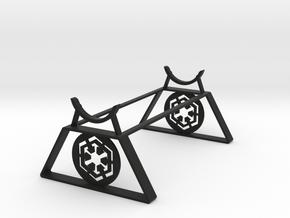 Sith Saber Stand in Black Natural Versatile Plastic