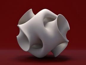 Oliverse  in White Natural Versatile Plastic