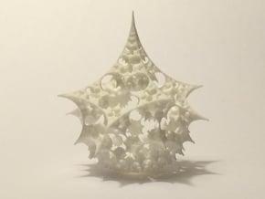 Temple 4 - 7.7cm in White Natural Versatile Plastic