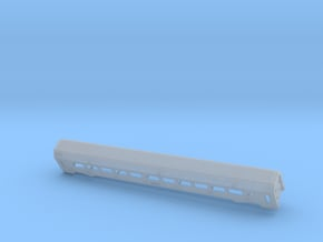 RailJet Wagen Bmpz v1 TT 1:120 in Smooth Fine Detail Plastic