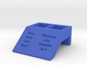 YourLife Reflection Tool  in Blue Processed Versatile Plastic