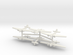 1/900 Martin 139WH-3 (WSF; X6) in White Natural Versatile Plastic
