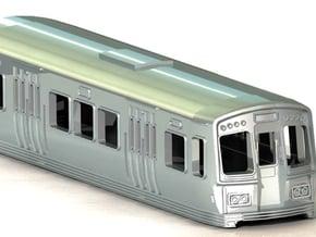 N 2000 in Smooth Fine Detail Plastic
