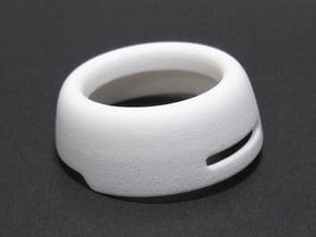 Holder on the cap of Nefguard-Tsubu M002 in White Processed Versatile Plastic
