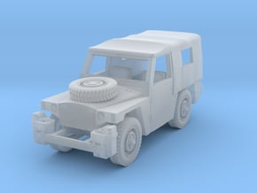 Land Rover Santana-88-H0 in Smooth Fine Detail Plastic