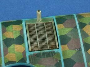 1/32 Teves & Braun Radiator in Smoothest Fine Detail Plastic