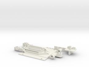 962 Typ3 BG in White Natural Versatile Plastic