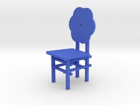 VELDBLOEM DINING by RJW Elsinga 1:10 in Blue Processed Versatile Plastic