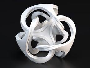 Ora in White Processed Versatile Plastic