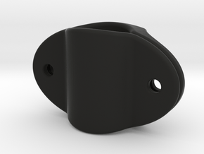 GoPro mount in Black Natural Versatile Plastic